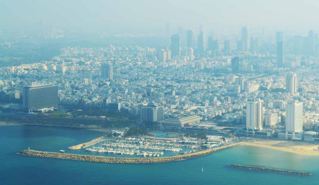 My Experience Visiting Tel Aviv City